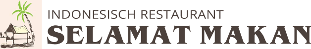 Logo Selamat Makan - Indonesisch restaurant Utrecht